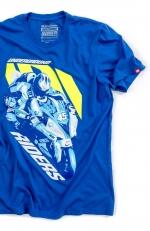 RR Tee 17 blue