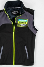 ENDURANCE SOFTSHELL VEST black